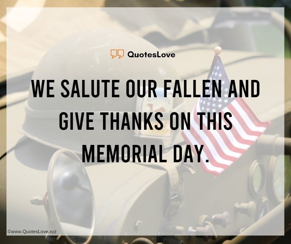 Memorial Day Wishes, Greetings, Messages, Images, Pictures, Photos, Wallpaper