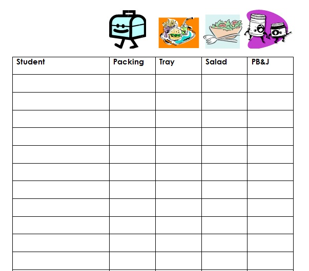 Classroom Attendance Template. 10 Best Images Of Daily Attendance