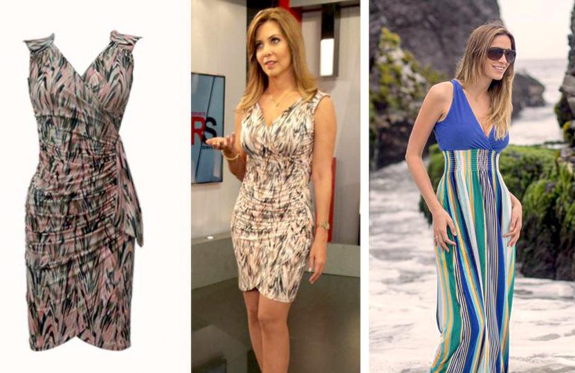 Vestidos para mujeres senos grandes