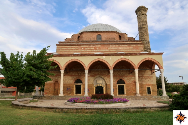 Trikala, Moschea di Osman Shah