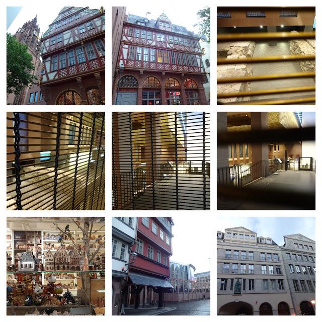 Altstadt Frankfurt - o centro histórico reconstruído em Frankfurt