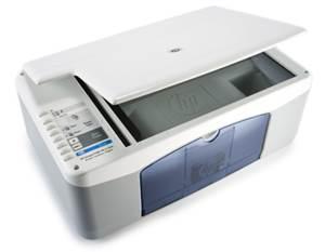 HP Deskjet f370