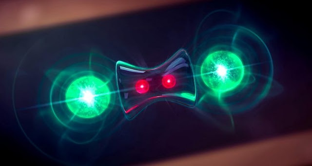 Quantum physics: first experimental proof of a link between quantum entanglement and quantum criticality