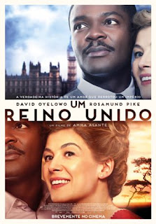 A United Kingdom - Poster & Trailer