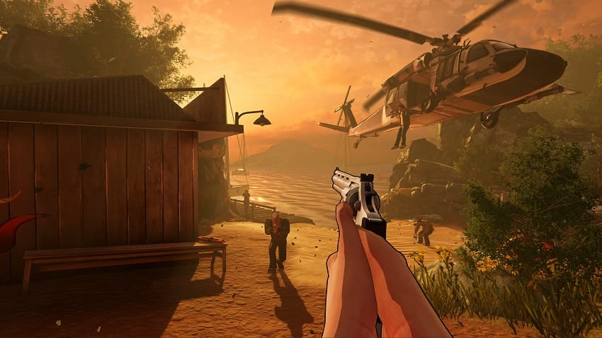 Появился геймплейный трейлер ремейка шутера XIII - игра выйдет 10 ноября