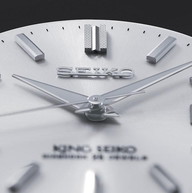 Seiko King Seiko KSK SJE083