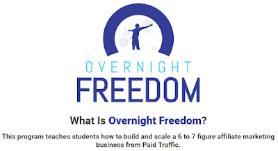 Overnight Freedom Review PDF BOOK Mark Ling system SCAM OR LEGIT?