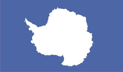 Gambar Bendera Antartica
