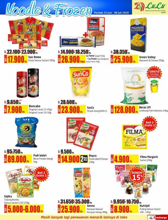 Katalog Promo LULU Supermarket 25 Juni - 8 Juli 2020 3