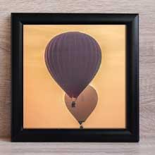 hot air balloons framed print-wall frames in portharcourt, Nigeria