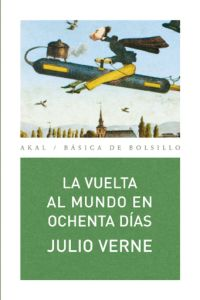 La vuelta al mundo en ochenta días, de Julio Verne