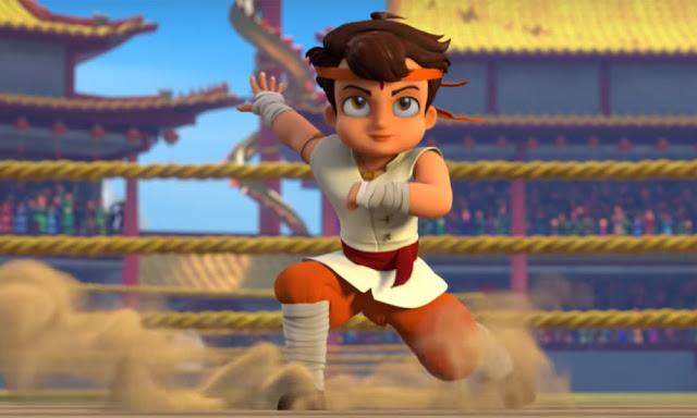 Download Chhota Bheem Kung Fu Dhamaka (2019) Full Movie WEB-HD 480p | MoviesBaba