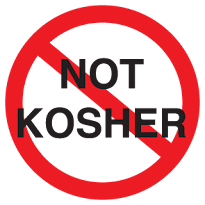 No Kosher