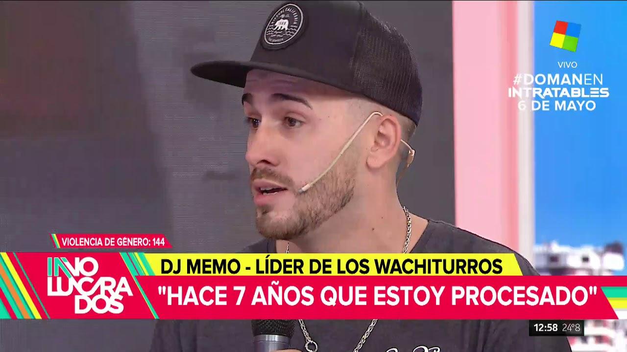 DJ Memo Emmanuel Guidone