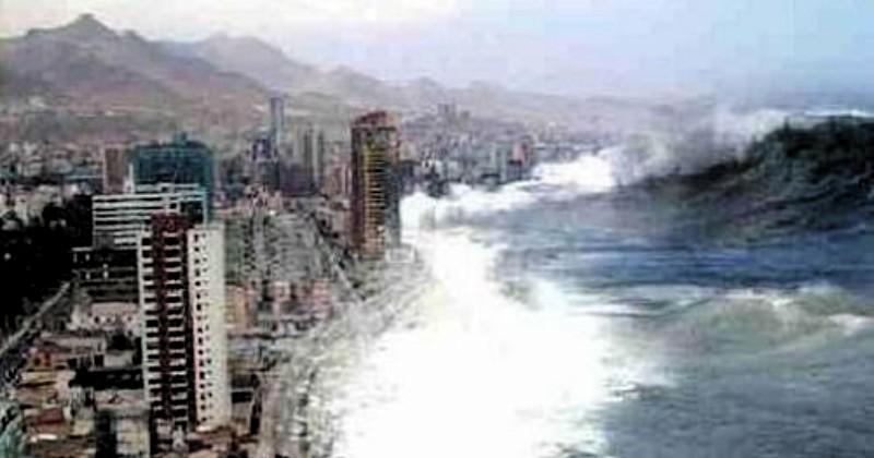 Mukjizat di Tumaco: Tsunami Langsung Surut Saat Diberkati  Sakramen Mahakudus