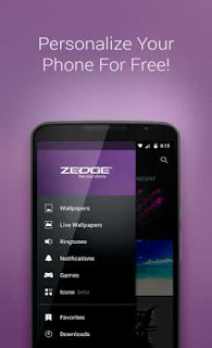 ZEDGE Ringtones and Wallpapers 5.82.4 android for Apk