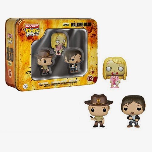 Pocket Pop Funko The Walking Dead