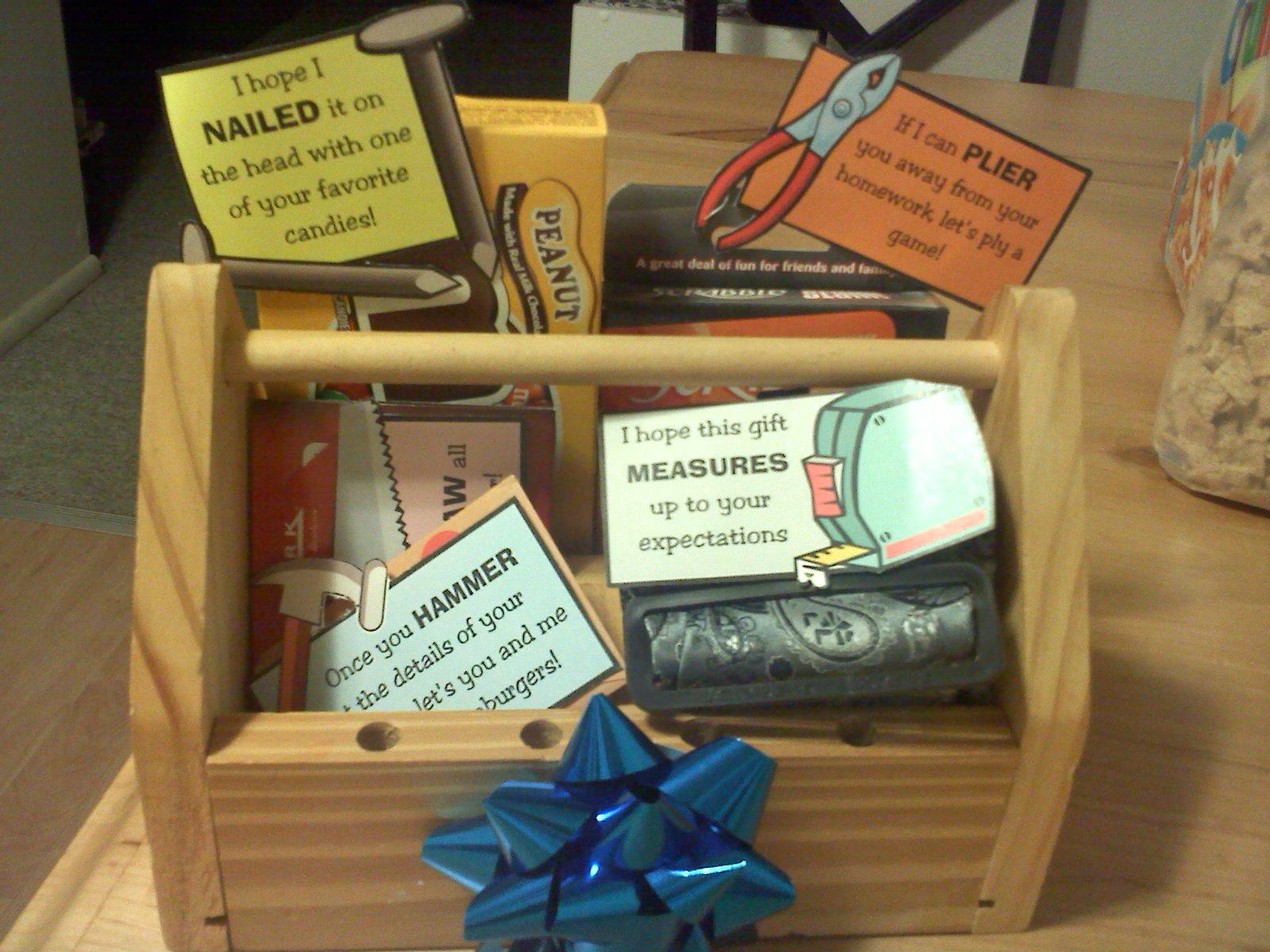 Tool Kit Gift - Darling Doodles