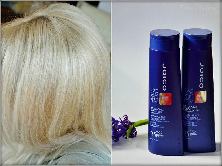 Joico Daily Care Balancing szampon i odżywka dla każdego typu włosów