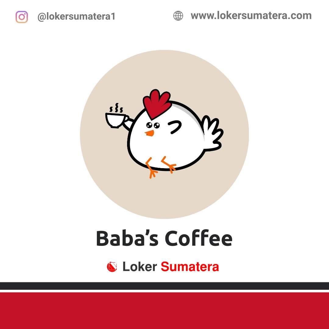 Lowongan Kerja Pekanbaru: Baba's Coffee Desember 2020