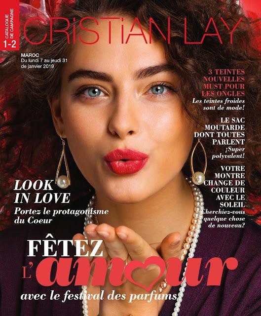 catalogue cristian lay maroc janvier 2019