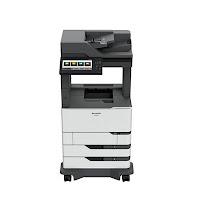 Sharp MX-B467F Driver Printer