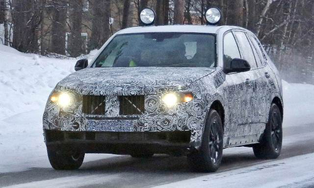 2018 BMW X5 Review