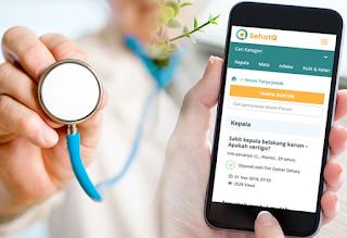 Cari Dokter dengan Mudah di SehatQ.com