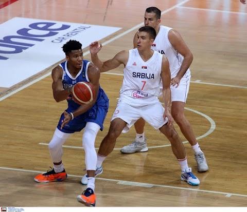 Ηττα από την Σερβία μετά από παράταση για την Εθνική Ανδρών στον τελικό του Ακρόπολις Eurobank-Φωτορεπορτάζ και το στατιστικό του αγώνα