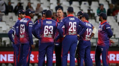MSL 2019 CTB vs TST 22nd T20I Match