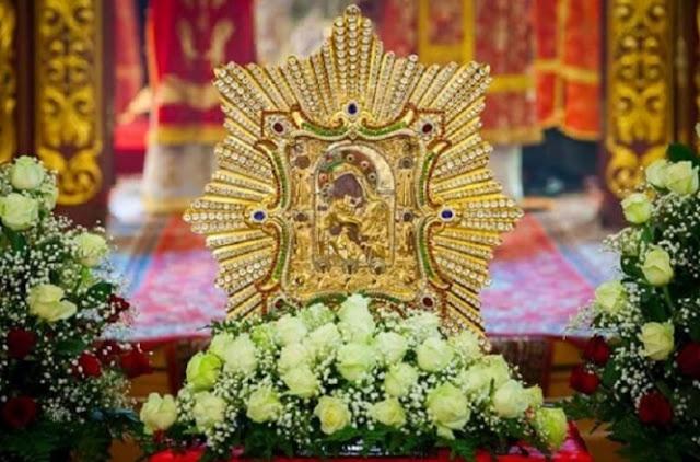 Почаевская икона Божией Матери — самая почитаемая чудотворная святыня!