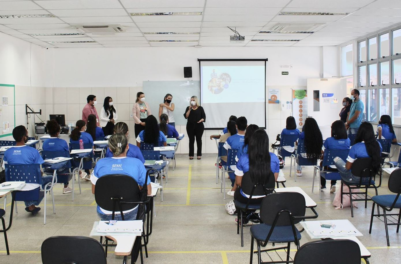 Projeto O Futuro na Medida inicia novos cursos em Barreiras