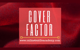 Cover Factor Formula