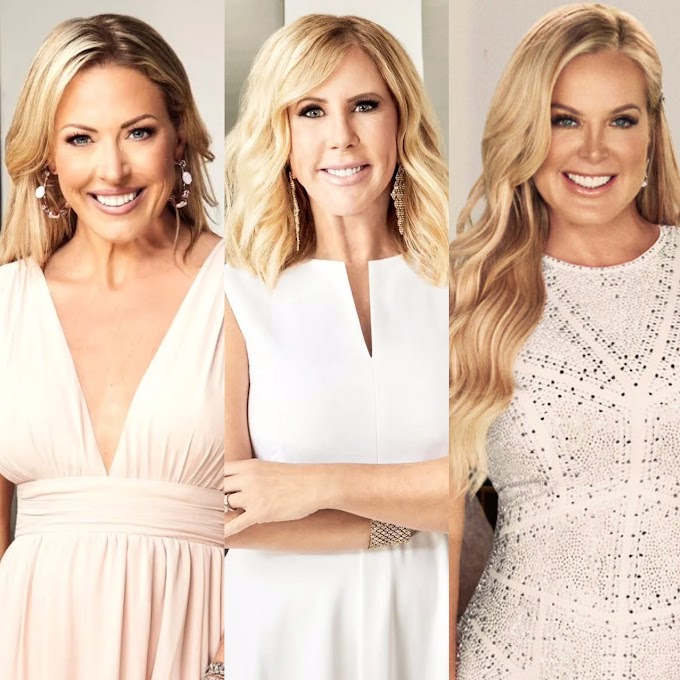 "Vicki Gunvalson Weighs In On Braunwyn Windham-Burke And Elizabeth Lyn Vargas' Feud! Vicki Sides With Elizabeth And Thinks Braunwyn ""Has Gone Too Far""; Says RHOC Viewers Can't ""Relate To Her Chaos"""