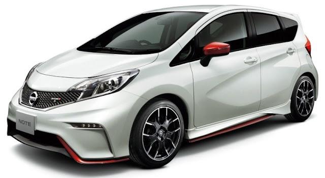 Model Kereta Paling Popular Di Malaysia 2016 - Nissan Note Nismo