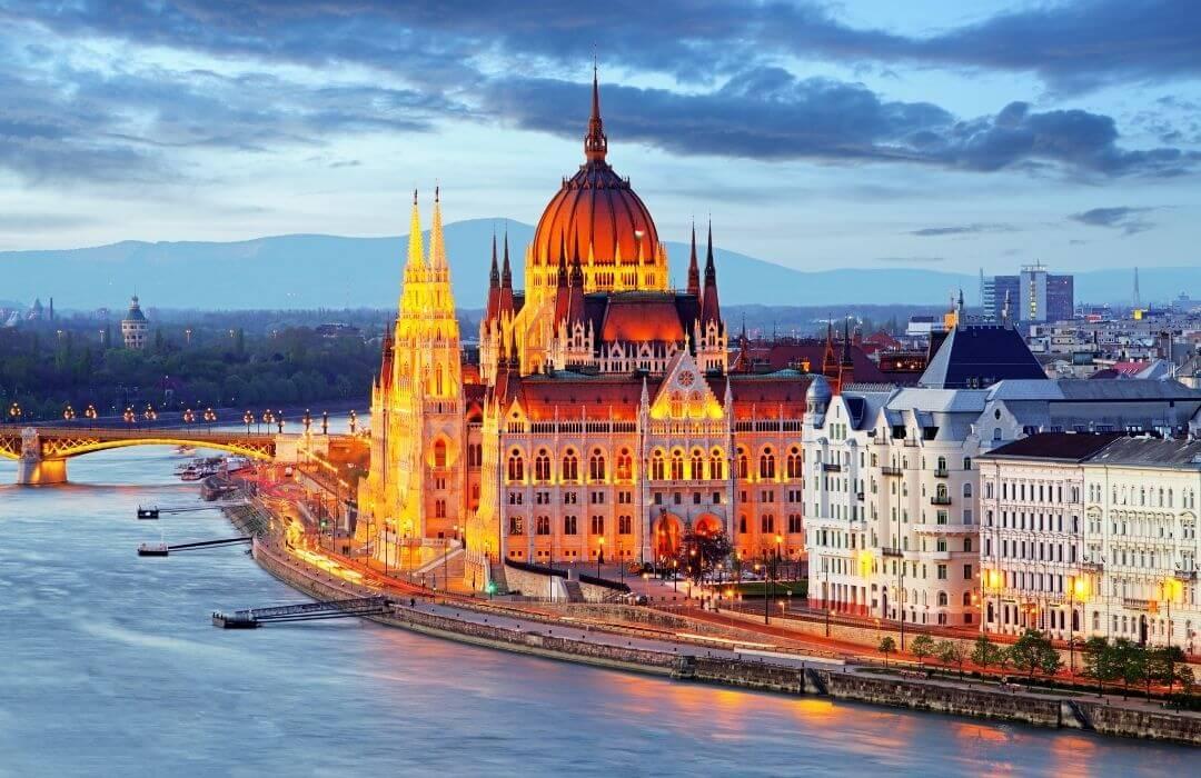 Budapest-Donaukreuzfahrt