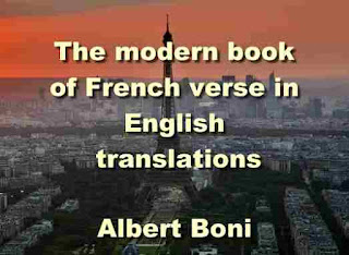 The modern book of French verse