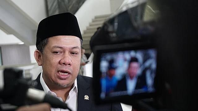 Fahri Hamzah khawatir Setya Novanto jadi presiden