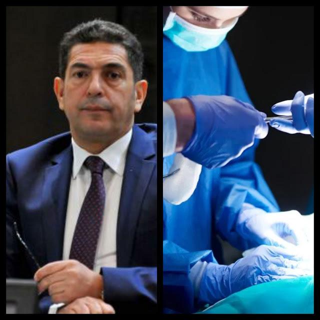 """الوزير """"أمزازي"""" يجري عملية جراحية بالرباط وهذا ما كان يعاني منه ب"""