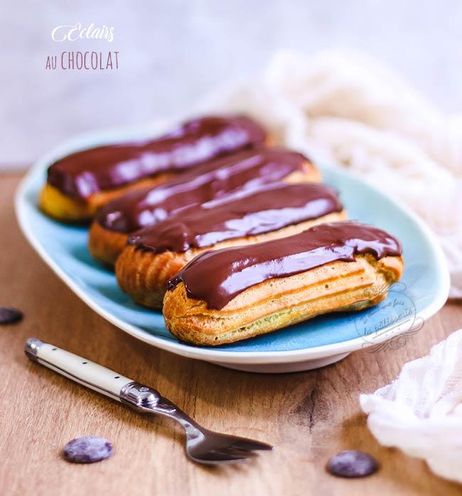 recette-eclairs-chocolat