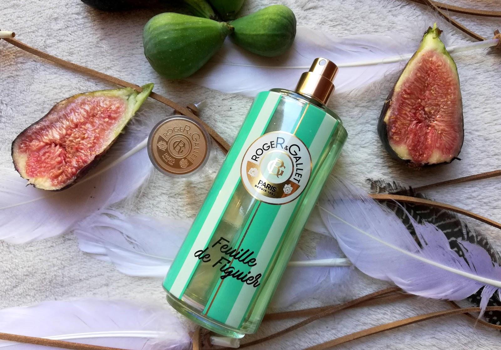 L'eau fraiche parfumée bienfaisante Feuille de Figuier ROGER & GALLET