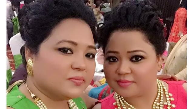 Bharti Singh and Pinky Singh