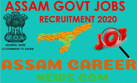 ARIAS Society Recruitment 2020 - Assam career news