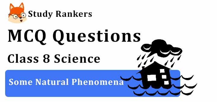 MCQ Questions for Class 8 Science: Ch 15 Some Natural Phenomena