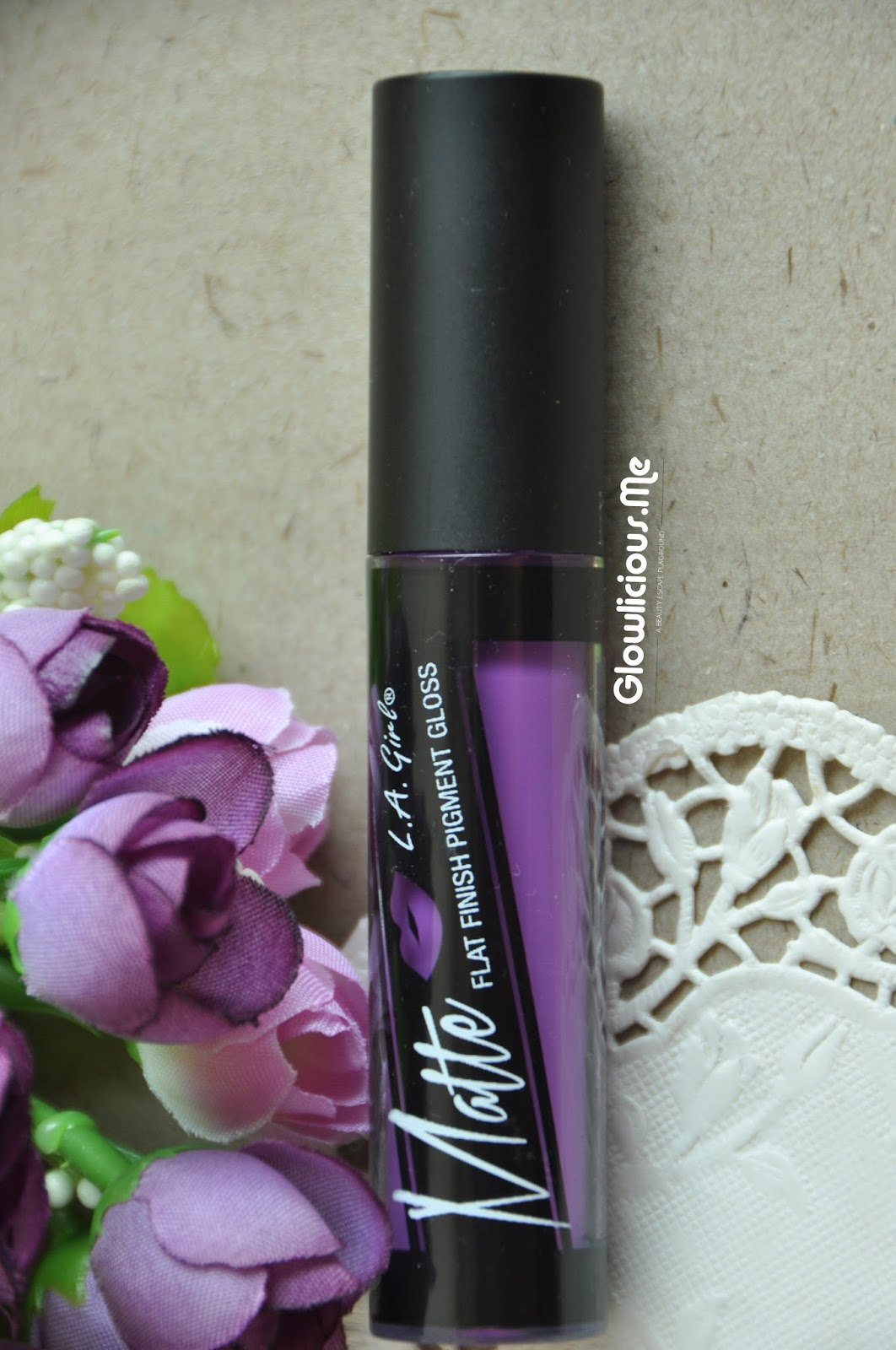 LA Girl Matte Flat Finish Pigment Gloss