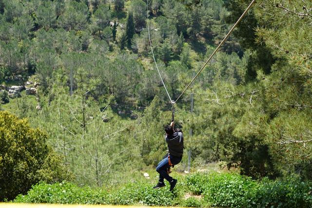 אומגה הארוכה ביותר בישראל