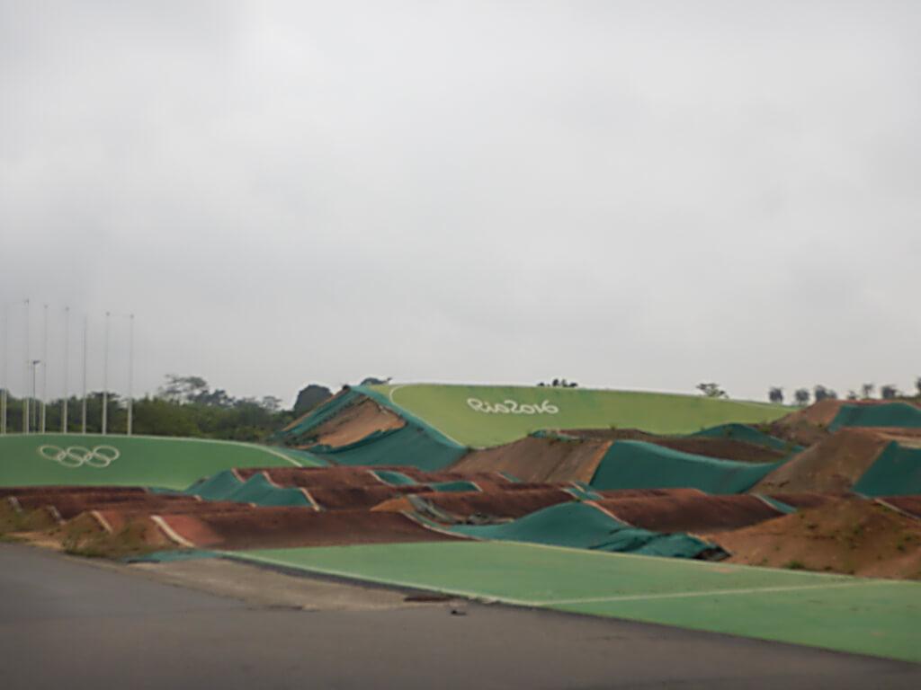 Pista de BMX Parque Radical de Deodoro