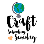 Craft Schooling Sunday