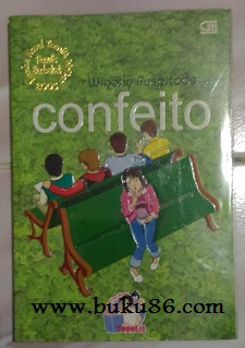 Novel Confeito Windhy Puspitadewi