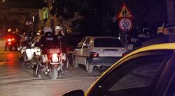 Συγκέντρωση διαμαρτυρίας οργάνωσαν κάτοικοι και καταστηματάρχες στην περιοχή της Μοναστηρίου, στην Θεσσαλονίκη, για την παρουσία των αλλοδαπ...